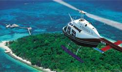 30 Minute Reef or Rainforest Scenic Flight