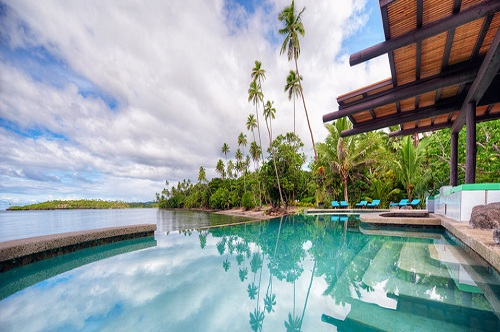 Koro Sun Resort & Rainforest Spa