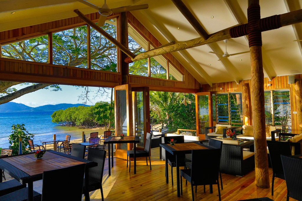 Sau Bay Fiji Retreat