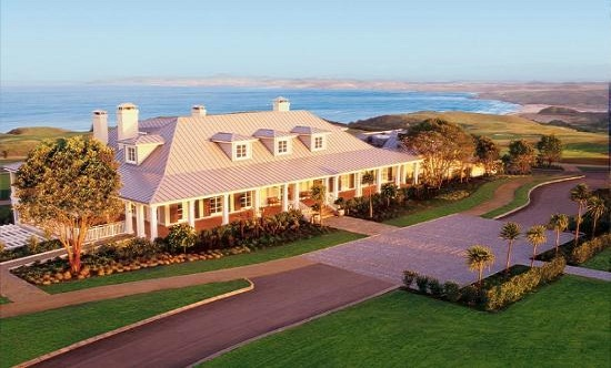 Matauri Bay, Northland – The Lodge at Kauri Cliffs