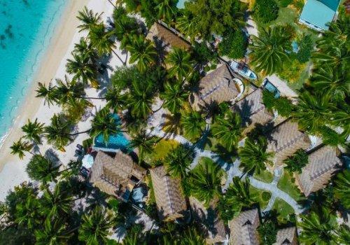 Aitutaki - Tamanu Beach Hotel