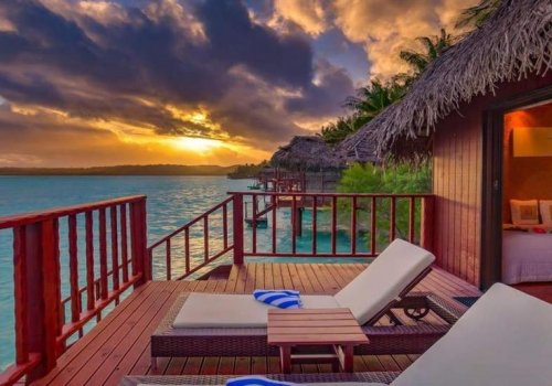 Aitutaki Lagoon Private Island Resort & Spa