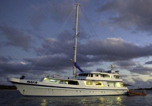 Nai'a Fiji Liveaboard Dive Adventures